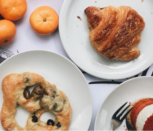 Petit Déjeuner Fricote Traiteur