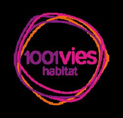 Logo 1001vies habitat client Fricote Traiteur